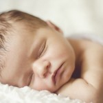 Jessica Brydson photographer in Toronto. Baby portrait.