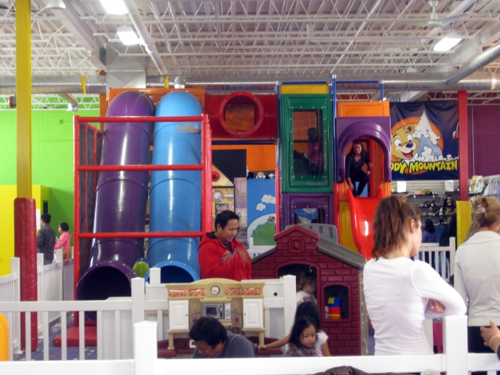 indoor activities for kids in toronto