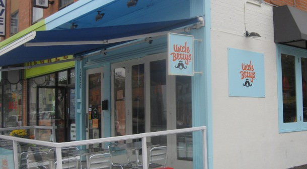 Uncle Betty's kid-friendly diner