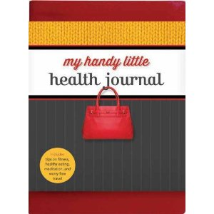 my handy little health journal